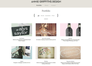 Annie Griffiths Design - Home Page