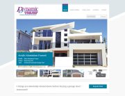 Dynamic Garage Doors & Operators - Public Website